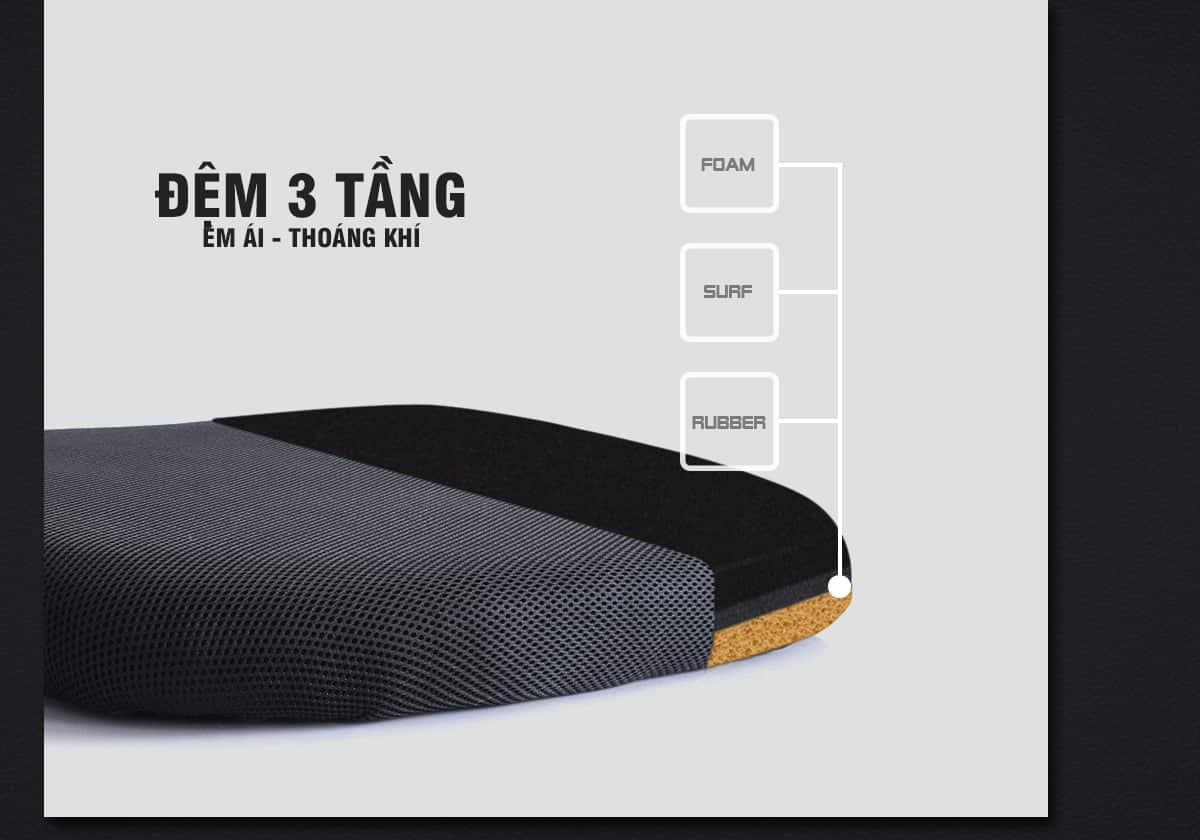 Đệm Ngồi – Ghế PL - Normaline – Ghế Văn Phòng – Thiên Minh Furniture