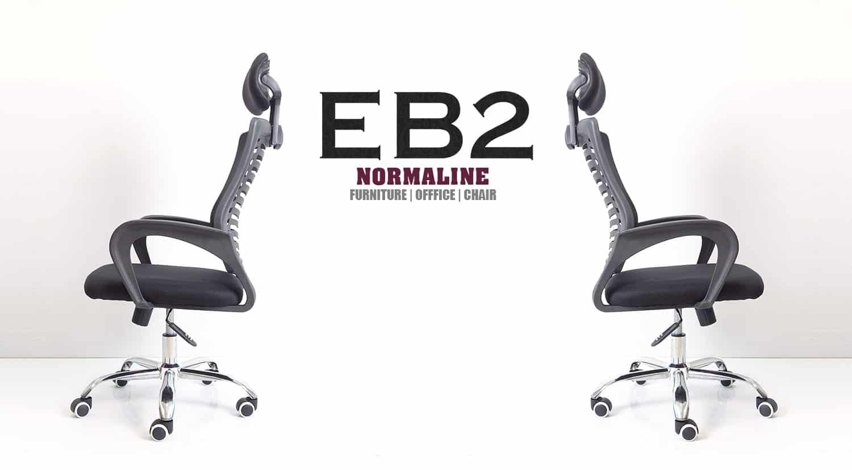 EB2-Normaline – Ghế Xoay Đệm Lưới – Thiên Minh Furniture