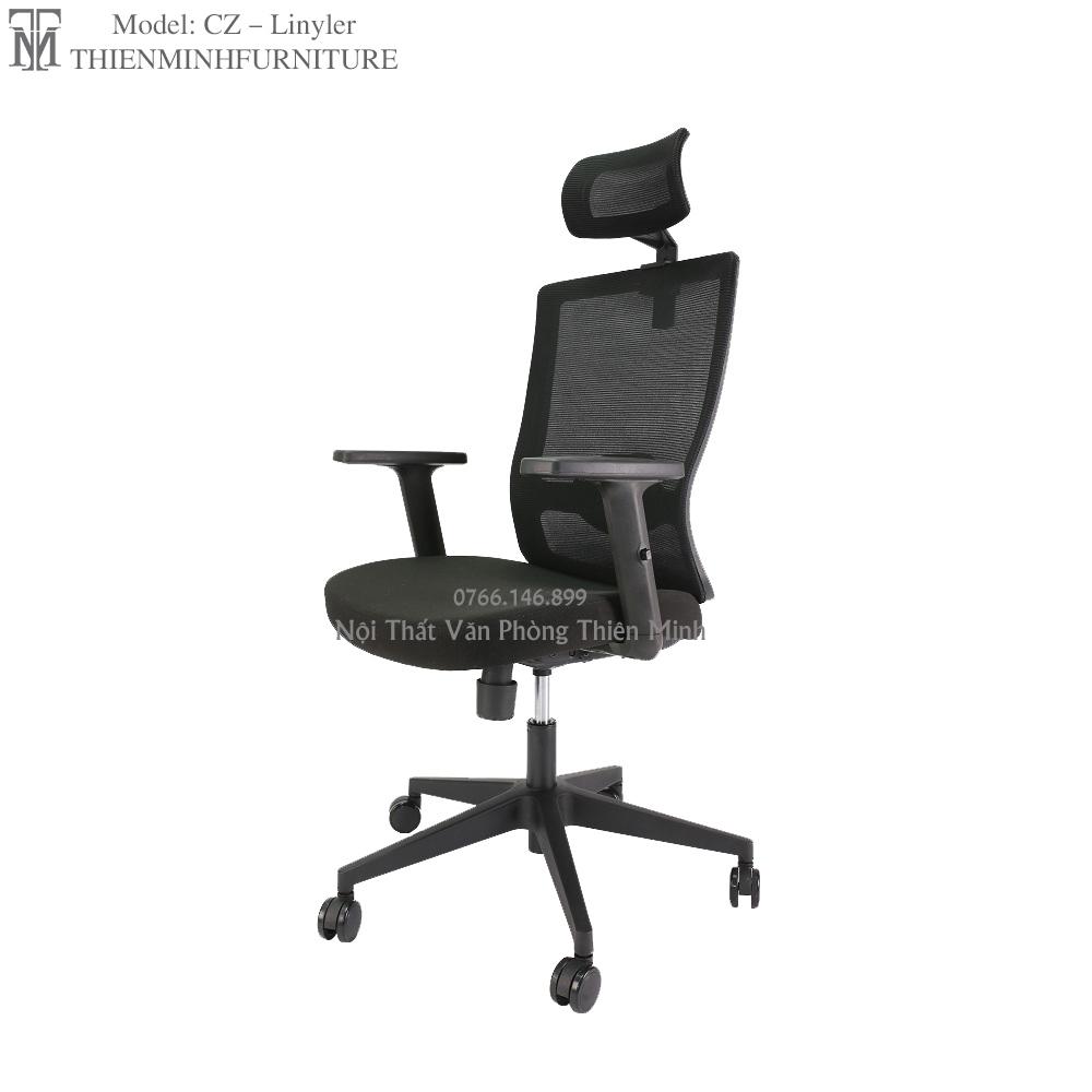 Ghế chân xoay cao cấp CZ - Linyler có giá bán 2.100.000 VNĐ