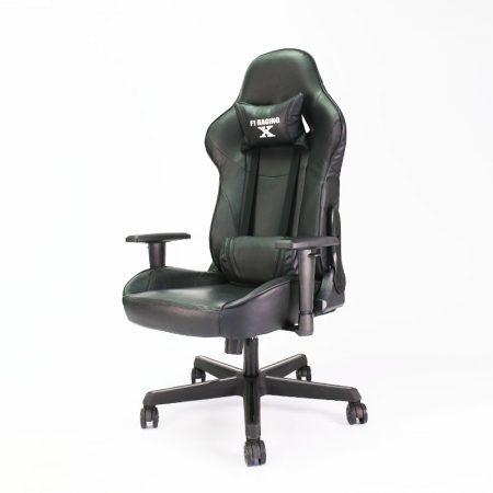 Ghế Gaming F1 Racing – X màu đen